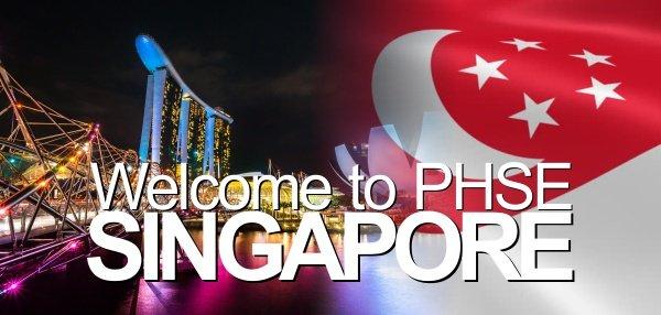 PHSE apre a Singapore