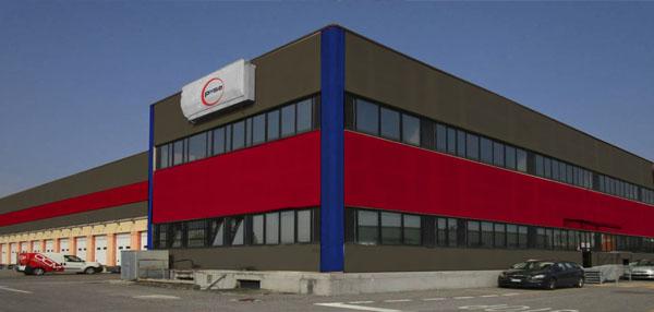 New North Italian Hub in Lodi